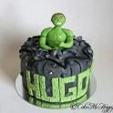 Barntårta Hulken