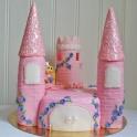 Barntårta slott