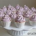 Minicupcakes lila