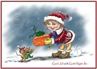 """God jul """