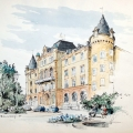 Grand hotell i Lund