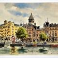 Rådhuset_Grand Hotell_1961