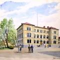 Nicolaiskolan, Nyköping 1961. Tack Christer för tipset