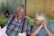 Johan Dieden och hovslagare Martin Aksell hade många historier att dela