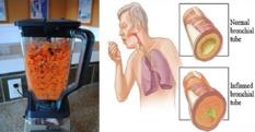 Morötter och honung blir en bra hostmedicin.     Se recept till vänster.