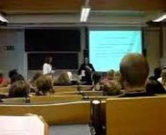 Class at  BMC Uppsala University
