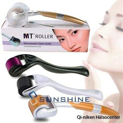 Microneedle-Skin-Derma-Roller-Therapy-Skin