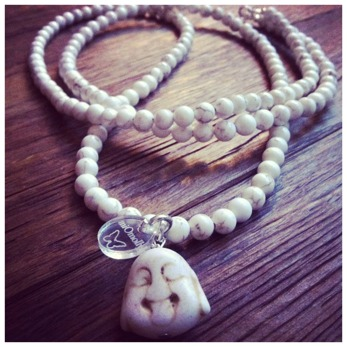 Soft Buddha (white) -