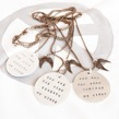 Vintage words circle (ord pris 299 kr)