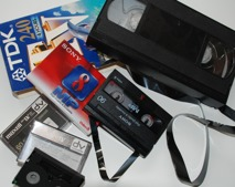 Konvertera kassetter till DVD