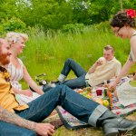 Sommar picknick 2013.
