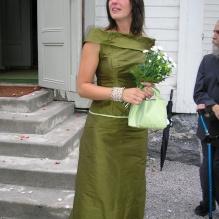 30 Juli (31) Annie o Daniels Bröllop