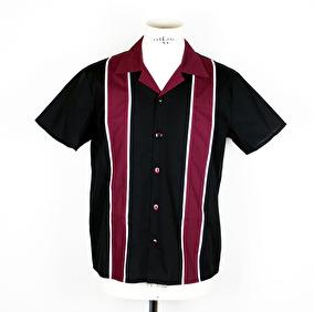Double Panel Shirt - Black