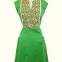 Bodil Dress with pockets - Green