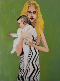 Chantal Joffe 2012