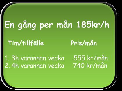 Hemstädning Lund pris