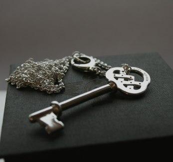 Nyckeln till... - Nyckeln till... inkl. kedja