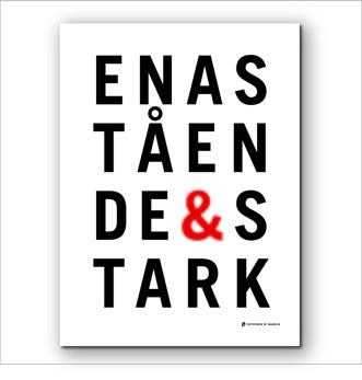 Tryck - Enastående & Stark