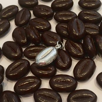 Kaffe med choklad - Chokladkaffeböna