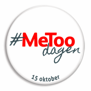 #MeToo-dagen badge