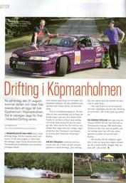 Reportage Tidningen7 30/8 2013