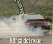 Framsida B-bilaga Tidningen Ångermanland och Örnsköldsviks Allehanda 4/7 2012