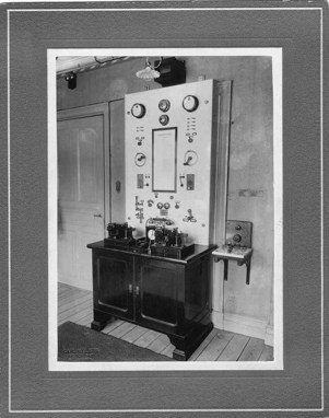 Telegrafen vid Pumpgatan