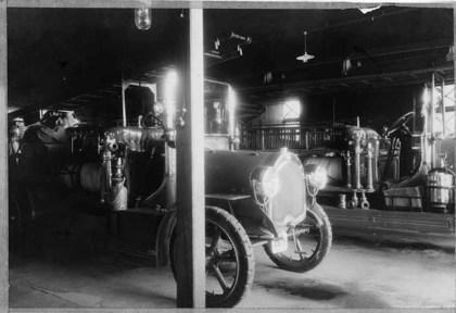 Pumpgatan i början av 1920-talet