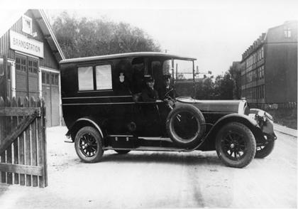 Scania Vabis 1920