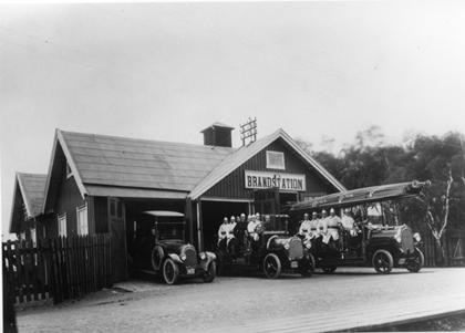 Pumpgatan 1922