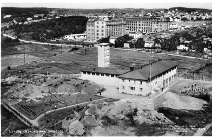 Lundby Brandstation 1937
