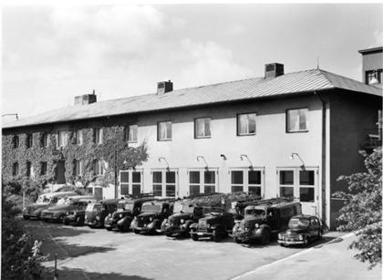 Lundby i början av 1960-talet