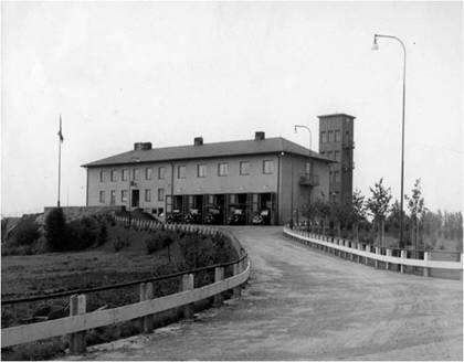 Lundby augusti 1940
