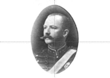 Brandchef Elof Tegnér 1890 - 1910