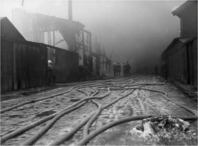 Järntorgsbranden 1915 12 02 (Bildarkivet)