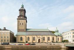 Christine kyrka / Tyska kyrkan