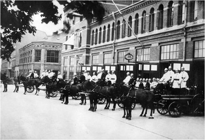 Huvudbrandstationen, Nordhemsgatan