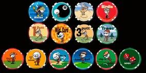 Vegas Golf Game -
