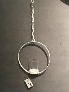 1716V Hängande ljuslykta