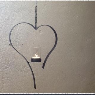 229S Hängande hjärta