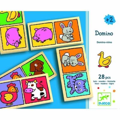 Djeco Domino Nimo - Djeco Domino-Nimo