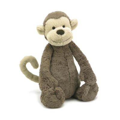 Jellycat Bashful Monkey Large - Jellycat Bashful Monkey Large