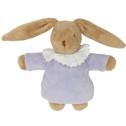 Trousselier Kanin (Blå) Med Nappgömma - Trousselier Kanin (Blå) Med Nappgömma