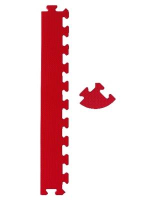 Pusselmattan Ergo Kantlist (Röd) - Pusselmattan Ergo Kantlist (Röd)