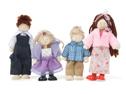 Le Toy Van Dockhusfamilj 'Doll family' - Le Toy Van Dockhusfamilj 'Doll family'