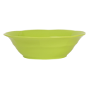 Rice Melamin Djup Tallrik (Grön) - Rice Melamin Djup Tallrik (Grön)