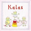 Lena Lindahl Kalas Kort (Flicka) - Lena Lindahl Kalas Kort (Flicka)