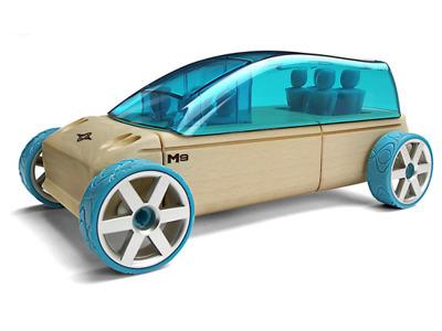 Automoblox Sport Van M9 (Aqua) - Automoblox Sport Van M9 (Aqua)
