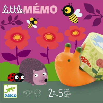 Djeco Games Little Memo - Djeco Games, little memo