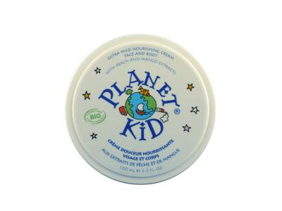 Planet Kid Extra Mild Kräm För Ansikte Samt Kropp - Planet Kid Extra Mild Kräm För Ansikte Samt Kropp